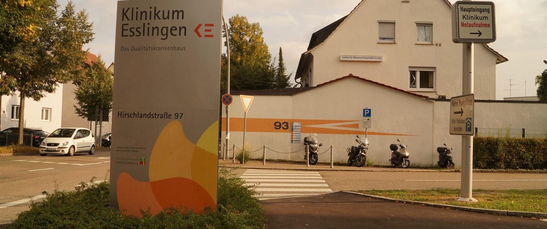 Praxis Dr. Deiters, Hirschlandstr. 93, 73730 Esslingen